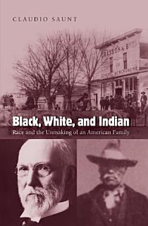 Black  White  and Indian Book