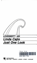 Just One Look PDF