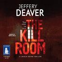 The Kill Room Book