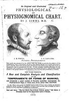 An Original and Illustrated Physiological and Physiognomical Chart PDF