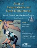 Atlas of Amputations   Limb Deficiencies PDF
