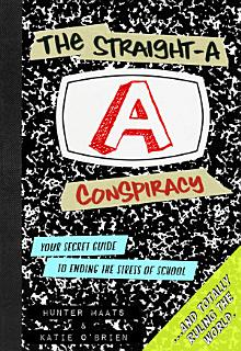 The Straight A Conspiracy Book