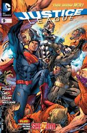 Justice League (2011- ) #9