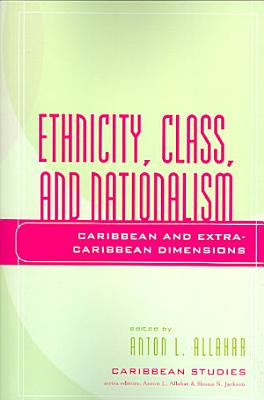 Ethnicity  Class  and Nationalism PDF
