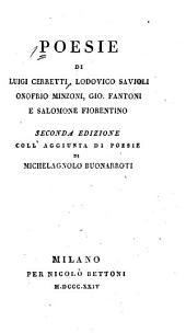 Poesie di Luigi Cerretti [et al.]