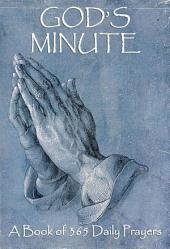 God's Minute - A Book Of 365 Daily Prayers