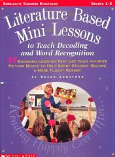 Literature Based Mini Lessons PDF
