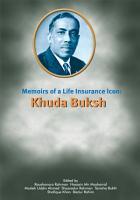 Memoirs of a Life Insurance Icon  Khuda Buksh PDF