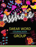 Swear Word Coloring Book Group