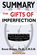 Summary of The Gifts of Imperfection PDF