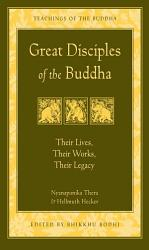 Great Disciples Of The Buddha Book PDF