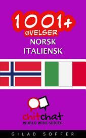 1001+ øvelser norsk - italiensk