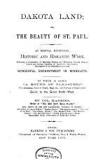 Dakota Land, Or, The Beauty of St. Paul