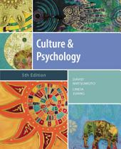 Culture and Psychology: Edition 5