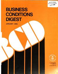 Business Conditions Digest Book PDF