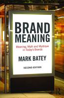 Brand Meaning PDF