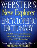 Webster s New Explorer Encyclopedic Dictionary PDF