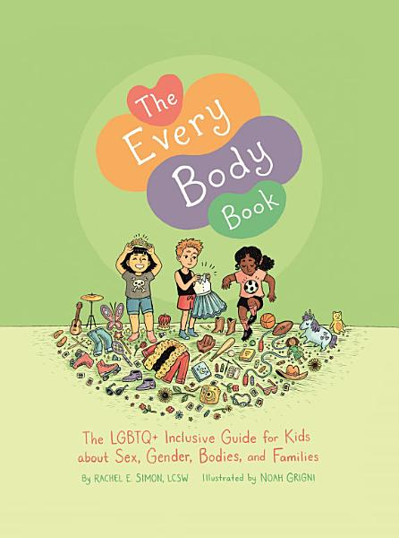 Download The Every Body Book Book