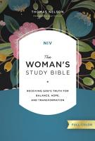 NIV  The Woman s Study Bible  Full Color  Ebook PDF