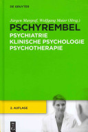 Pschyrembel Psychiatrie  Klinische Psychologie  Psychotherapie PDF
