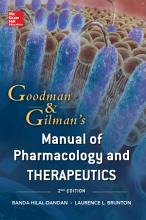 Goodman and Gilman Manual of Pharmacology and Therapeutics  Second Edition PDF