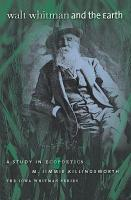Walt Whitman and the Earth PDF