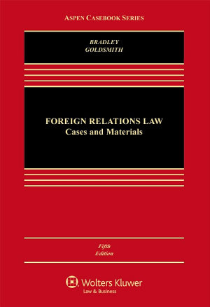 Foreign Relations Law PDF