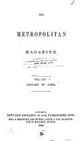The Metropolitan Magazine PDF