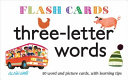 Flash Cards  Three letter Words Book