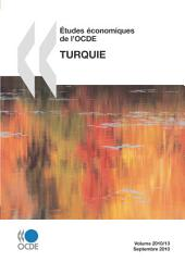 Études économiques de l'OCDE : Turquie 2010
