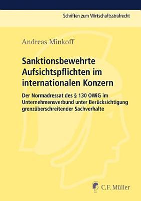Minkoff  Sanktionsbewehrte Aufsichtspflichten PDF