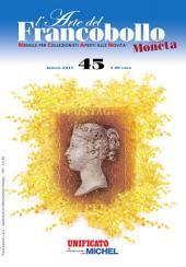 l'Arte del Francobollo n. 45 - Marzo 2015