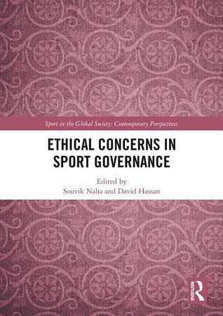 Ethical Concerns in Sport Governance PDF