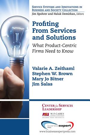 Profiting From Services and Solutions PDF