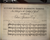O Turn to Hebe's Blooming Shrine: An Address to the Goddess of Youth