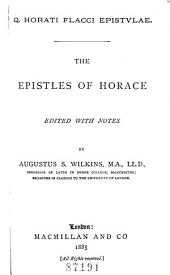 Epistles of Horace