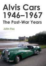 Alvis Cars 1946-1967