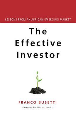 The Effective Investor PDF