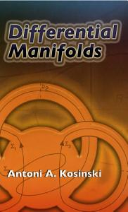 Differential Manifolds Book