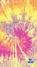 Woodstock Dot Journal Peace  Love  Music PDF