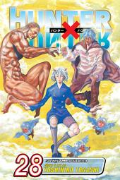 Hunter x Hunter, Vol. 28: Regeneration