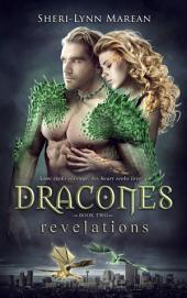 Dracones revelations (Dark Dragon Shifter)