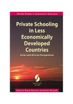 Private Schooling in Less Economically Developed Countries