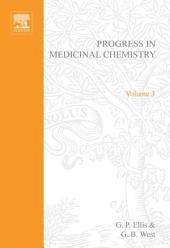Progress in Medicinal Chemistry: Volume 3
