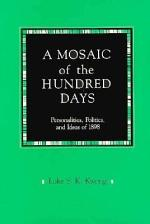 A Mosaic of the Hundred Days