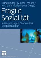 Fragile Sozialit  t PDF