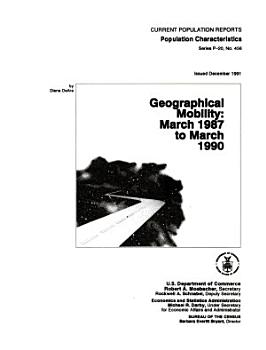 Geographical Mobility PDF