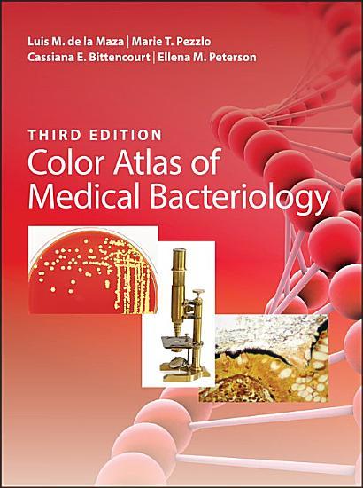 Color Atlas of Medical Bacteriology PDF