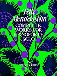 Complete Works For Pianoforte Solo Book PDF