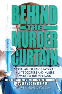 Behind the Murder Curtain Book